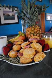 Kely's Restaurant World Famous Sweet Potato Biscuits